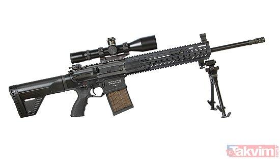 Milli KNT-76 keskin nişancı tüfeği