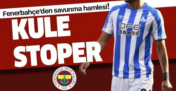 Fenerbahçe'den Zanka hamlesi