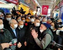 İzmir Kemal'e isyan etmeye başladı