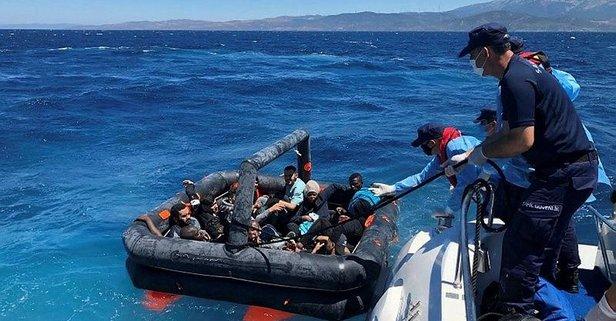 Yunan itti Sahil Güvenlik kurtardı
