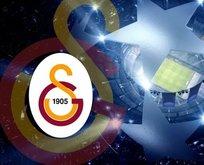 Galatasaray'ın Şampiyonlar Ligi forması belli oldu!