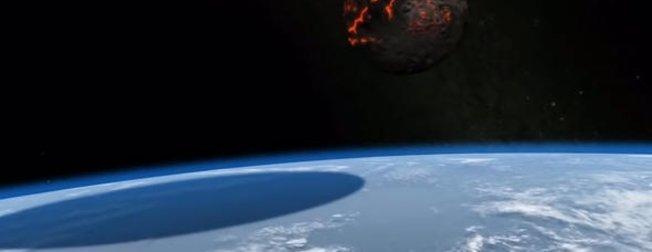 Bilim insanları hazırladı! Dünyanın üzerinde bir ateş topu...