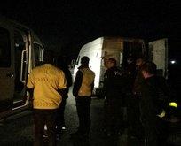 O ilimizde 50 düzensiz göçmen yakalandı