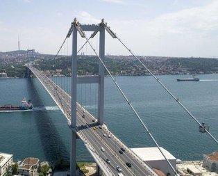15 Temmuz Şehitler Köprüsünde zincirleme kaza