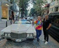 1970 model Cadillac'ın parçalarını kendisi yaptı ABD'den talip çıktı!