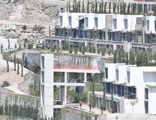 Bodrum'da kaçak yapıların yıkım işlemi başlatıldı!