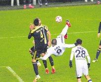 Sambacı Fernandao'dan sowaşeta golü!
