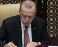 Başkan Erdoğan imzaladı! İşte yeni danışmanı