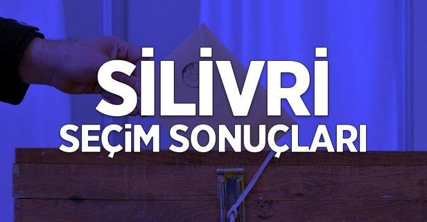 İstanbul Silivri 2019 yerel seçim sonuçları!