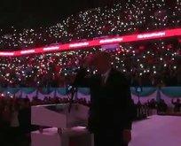 AK Parti İstanbul Sandık Başkanları buluşmasında muhteşem anlar