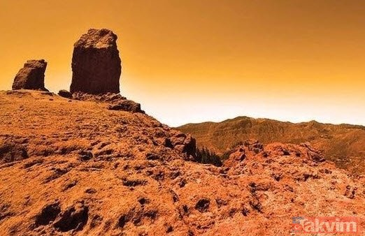 NASA tüm gerçekleri dünyadan saklıyor mu? Mars'ın yeni gizemi!
