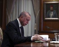 Türkiye tek yürek: #GayretineŞahidizErdoğan