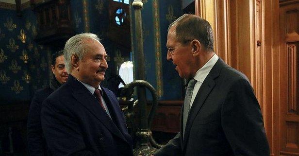 Rusya'dan flaş Hafter açıklaması: Olumlu bakıyor