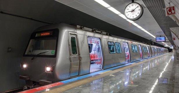 İstanbul'da 2 metro hattı seferi durduruldu!