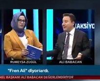 Bakan Varank Babacan'ın mütevazılık oyununu bozdu