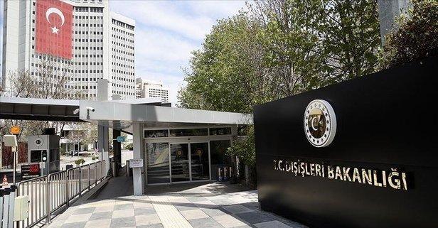 Türkiye'den Kırım'daki seçimlere ilişkin açıklama