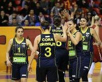 Fenerbahçe derbide rahat kazandı