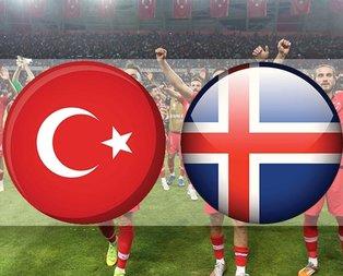 Türkiye İzlanda maçı ne zaman?
