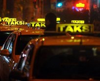 Taksilere kısıtlama kaldırıldı