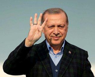 Malezyalı müslümanlardan Erdoğana destek programı
