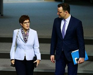 Almanya'dan itiraf gibi Suriye açıklaması
