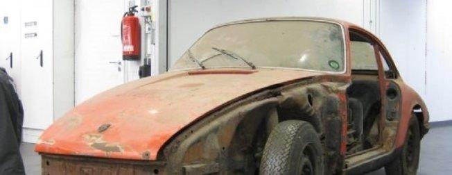 Görenler şaşkına döndü! Efsane kasa Porsche 911'i öyle bir hale getirdi ki...