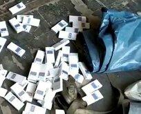 Gaziantep'te 'kaçak sigara' operasyonu: 3 gözaltı