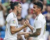 G.Saray'a Real Madrid maçı öncesi çifte müjde