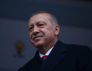 Başkan Recep Tayyip Erdoğan'a Adıyaman'da büyük sürpriz!