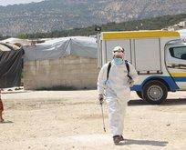 İdlib'de koronavirüs kaynaklı ilk ölüm!