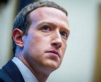 Mark Zuckerberg hedef oldu