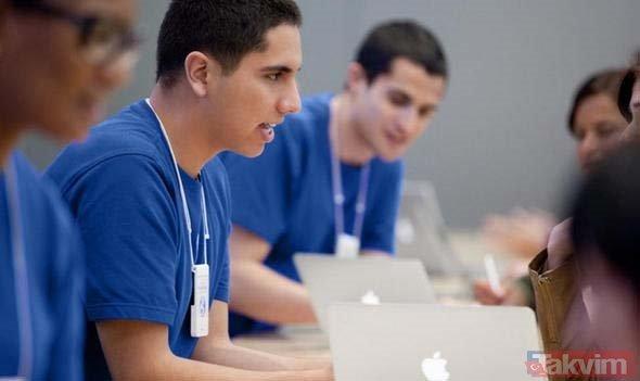 Bu soruyu bilen 15 bin TL maaşla işe başlıyor! Apple; İstanbul, Ankara ve İzmir´den ilan verdi