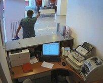 Bankayı soymaya çalışan şüpheli bir gün sonra yakalandı