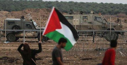 Son dakika: İsrail Gazzeye hava harekatı başlattı