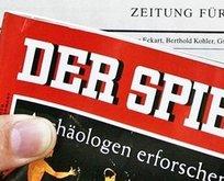 Der Spiegel'den skandal Türkiye haritası!
