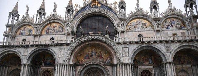 Venedik'te sel felaketi! Son 50 yılın en yüksek seviyesi!