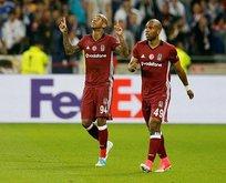 Talisca&Babel'den 24 gol 30 puan