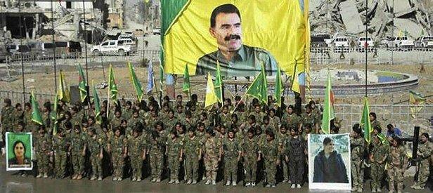 ABD'den 'Öcalan posteri' açıklaması