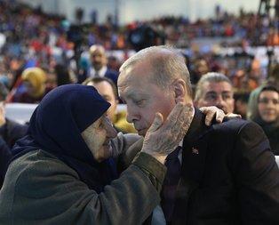 Erdoğan'la görüşmesini anlattı