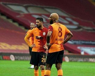 Galatasaray'ın Türk yıldızına BAE'den sürpriz teklif