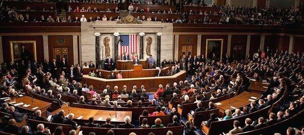 Yeni tip koronavirüs Kovid-19 ABD Kongresine de sıçradı