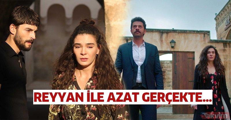 Hercai'nin Reyyan'ı ile Azat'ı hakkında şok eden gerçek! Onlar aslında...