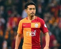 Yuto Nagatomo Galatasarayda