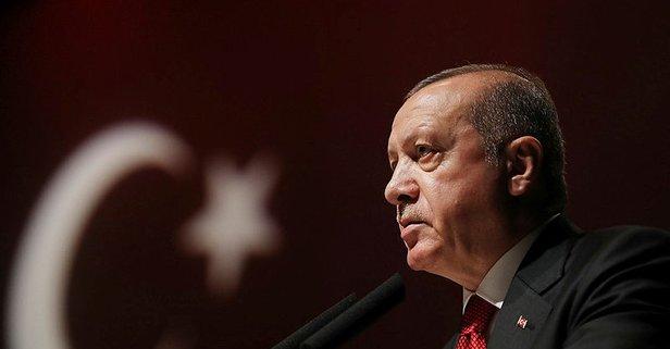 Başkan Erdoğan'dan Zafer Haftası mesajı