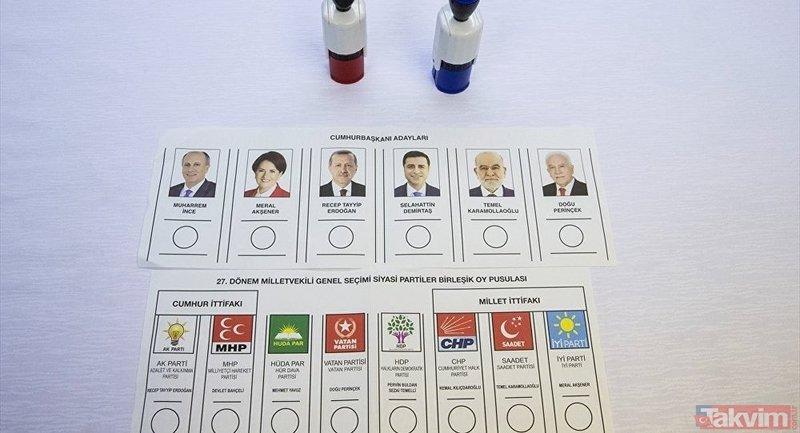 Yurt dışında ne kadar oy kullanıldı? Rekor geldi