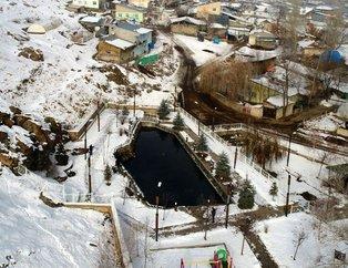 Erzurum'da gizemi bir türlü çözülemeyen göl şaşkınlığı! Ölen balıklar özel mezarlığa defnediliyor