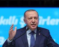 Başkan Erdoğan 'İstemezükçüler'i fena ti'ye aldı