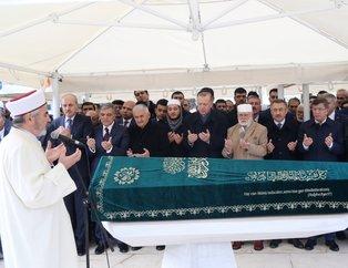 Abdullah Tivnikliye veda! Cenaze törenine Başkan Erdoğan da katıldı