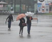 Meteoroloji uyardı! İstanbulda bu saatlere dikkat