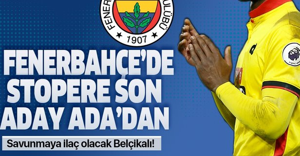 Stopere son aday Kabasele